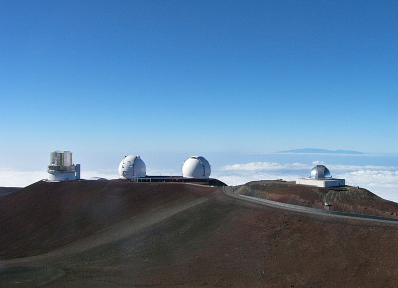 Observatoire internationaux Mauna Kea